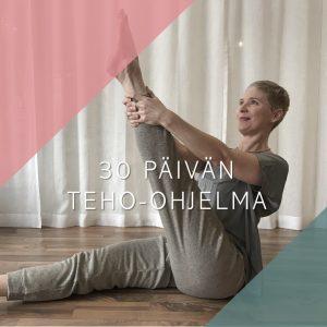 30 päivän teho-ohjelma