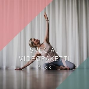 Special-videopaketti 3 kk